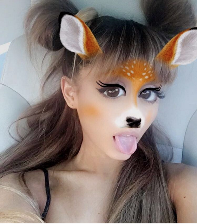 Your Favorite Snapchat Filter Is The Easiest Last-Minute