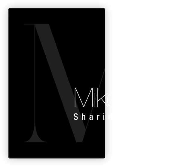 Mike's Book