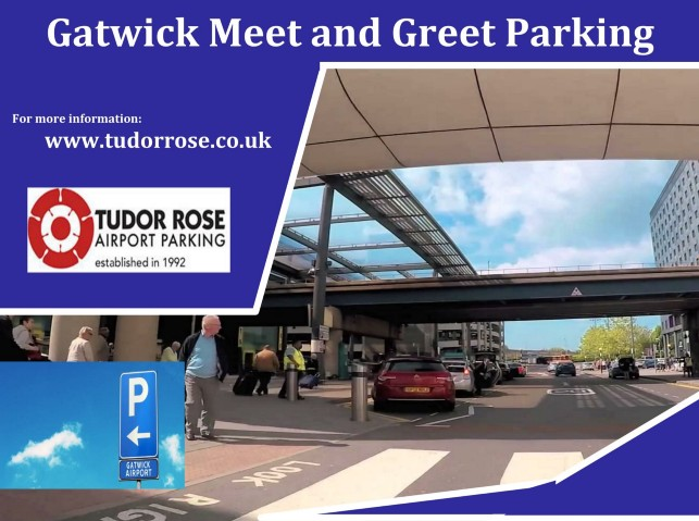airport parking gatwick meet and