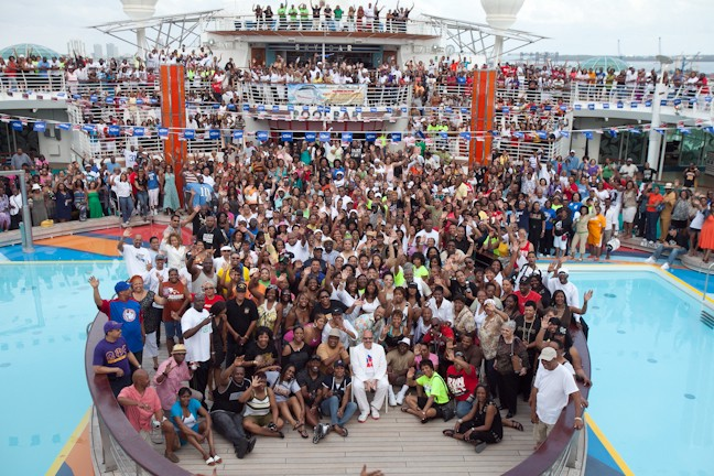 The Week-Long Cruise Most White Folk Know Nothing About