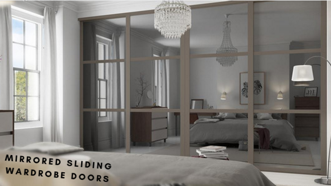 Mirrored sliding doors are a great consideration that enhance aesthetic appeal and also require less space compared to a typical door. & What Are The Benefits Of Mirrored Sliding Wardrobe Doors?