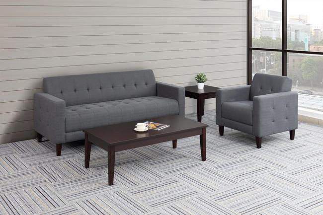 Elegant Commercial Couches U0026 Office Sofas For Great First Impressions
