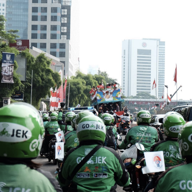 Go Jeck Pay: Why GO-JEK Is The Operating System Of Indonesia