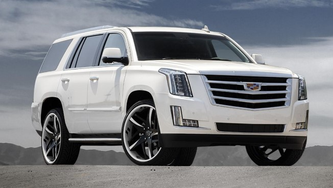 Cadillac Escalade Come Out With New Design Https Topsspeed Com