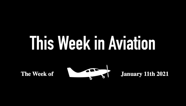 This Week in Aviation