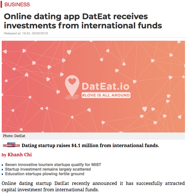 How to invest in startups online dating