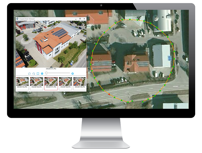 What will your drone do for you esri medium imagery products that can be created with drone2map for arcgis include orthomosaics digital surface models and 3d point clouds and meshes sciox Gallery