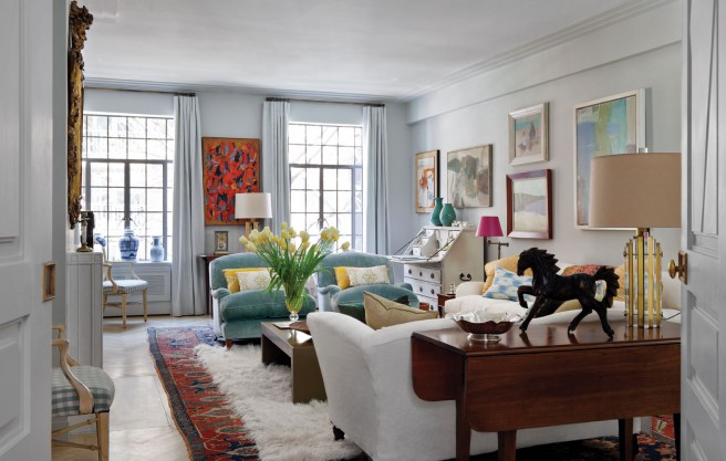 With Its Eclectic Mix Of Soft And Yet Defined Appearance This Room Nods To The Art Deco Style It Presents A Chic Modern Statement Bold Artistic