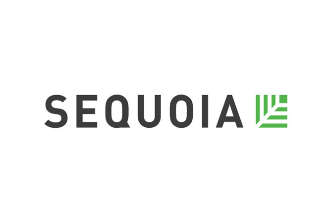 Image result for sequoia capital logo