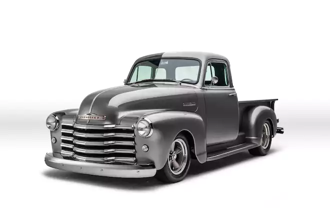 A 1952 chevy five window with the spirit of a hot rod there are custom truck enthusiasts who are dedicated pickup fans who wouldnt be seen driving anything that didnt have a bed and a cab publicscrutiny Gallery