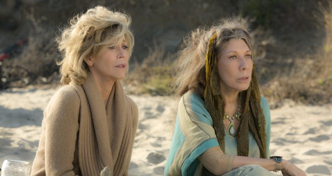 "How Netflix's ""Grace and Frankie"" is Changing the Conversation about Ageism  and Sexism in Hollywood"