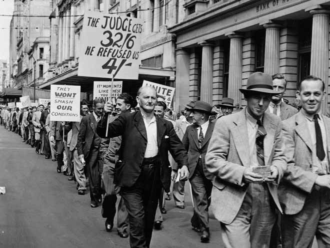 A Year After The Death Of Trade Union Lion Jock Barnes New Documentary Looks At 1951 That Made Most Hated Man In Country