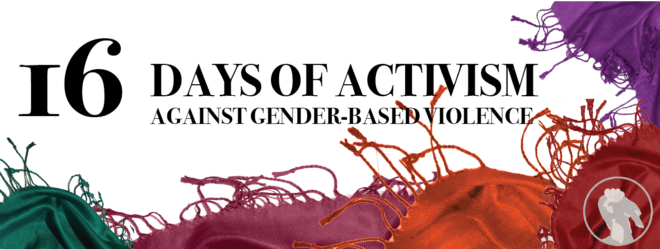 Join UN Women, IANSA, Rutgers University, and   Nonviolence International New York for the 16 Days of Activism against Gender based Violence!