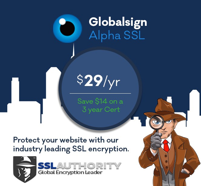 Big Saving On Web Security Solutions Globalsign Ssl Certificate
