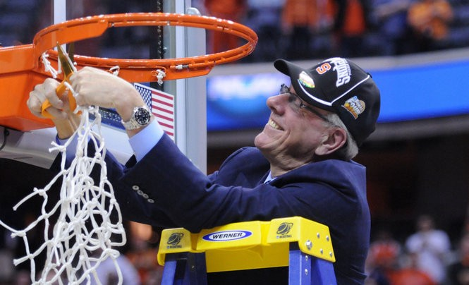 Syracuse Basketball Self Reports To Ncaa That They Re Kicking