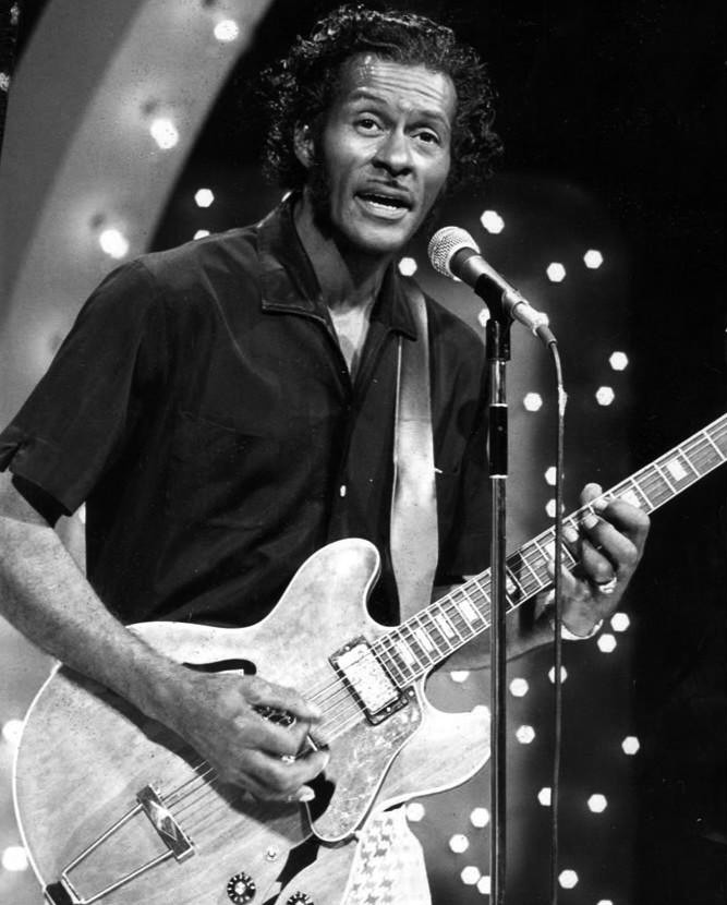 Inside Chuck Berry And Pandoras Music Genome Project