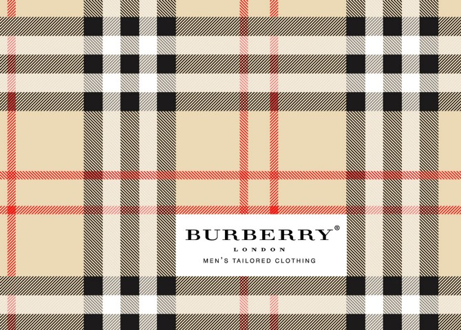 objectives of burberry