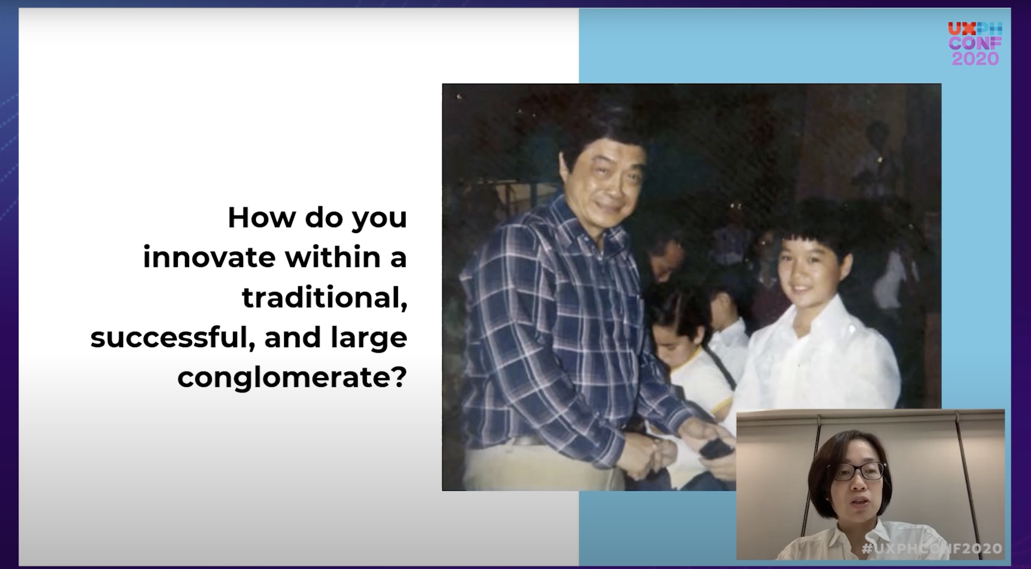 Lisa Gokongwei-Cheng is from JG Summit, one of the largest conglomerates in the Philippines.