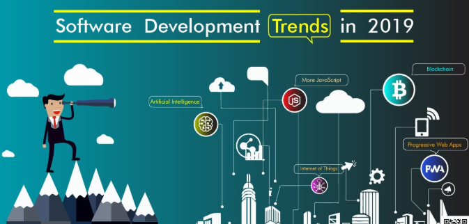10 Top Software Development Trends in 2019 - By Roger James