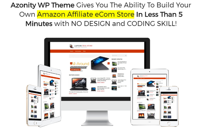 Azonity WP Theme By Bcbiz Review — Best Powerfull Azonity WordPress ...