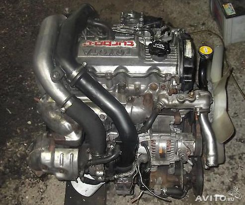 Toyota 2l diesel engine timing | SOLVED: Looking for cam timing mark