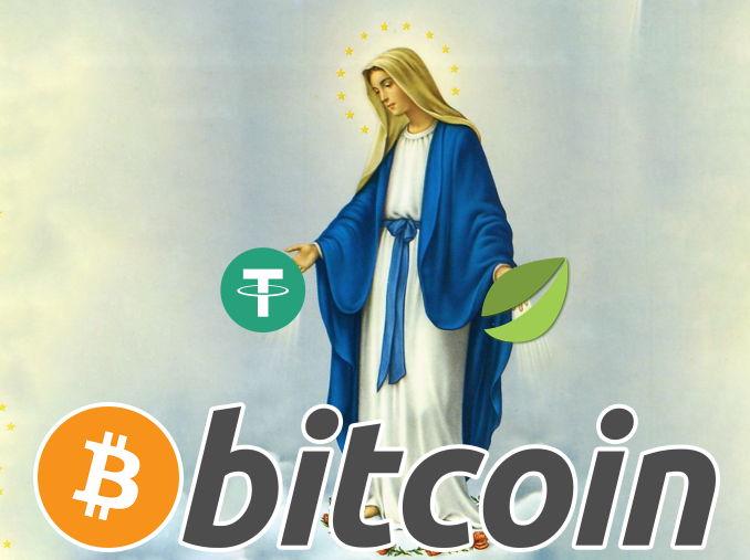 The bitfinex dilemma blow up now or try a hail mary to retain in bitfinexed fandeluxe Images