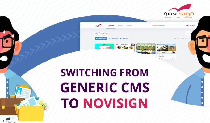 14 Reasons to Choose NoviSign for Your Digital Signage