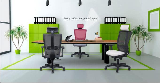 Enjoyable Using The Wrong Office Chair Can Increase Your Back Pain Evergreenethics Interior Chair Design Evergreenethicsorg