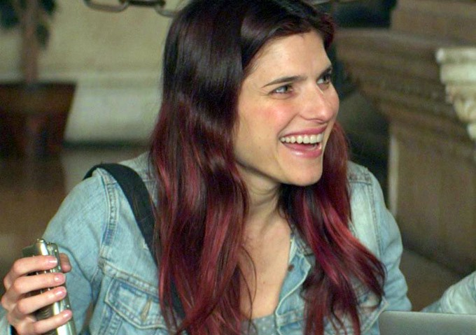 In A World, Lake Bell