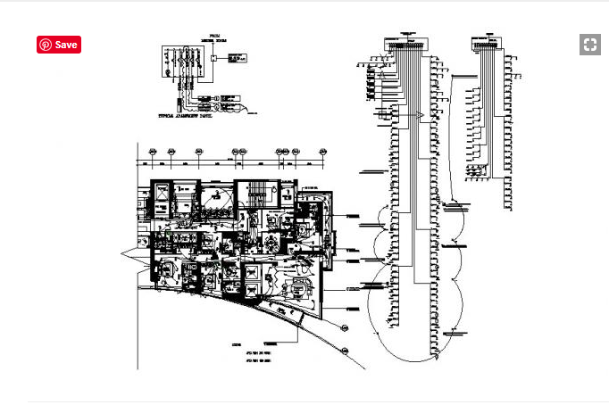 electric layout of a residential apartment in dwg file it includes a drawing  room, master bedroom, kitchen, dining…cadbull com