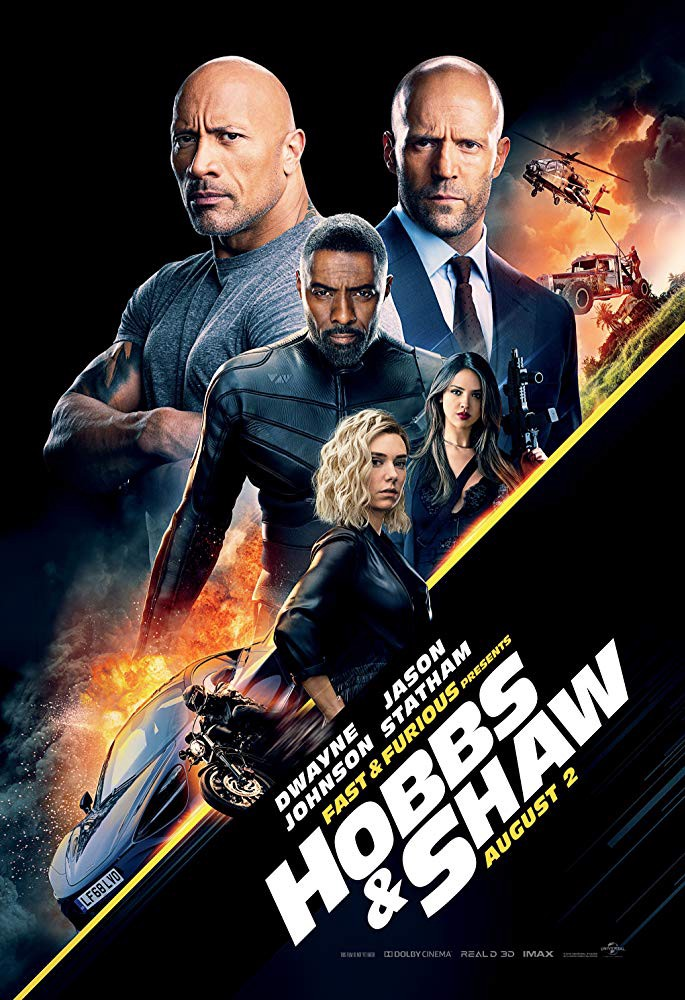 Movie Review: Hobbs & Shaw