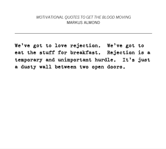 Hereu0027s A Quote From My New Book Motivational Quotes To Get The Blood Moving.  Itu0027s Available Now On Amazon (Kindle Version Only $3.99).