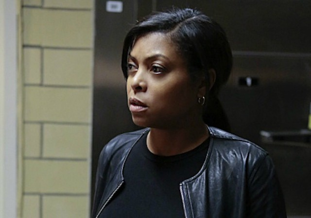 "Taraji P. Henson in ""Person of Interest"""