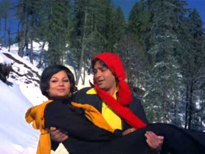 Image result for SHARMILA WITH SHASHI KAPOOR