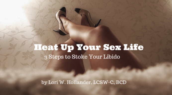 How to heat up your sexlife