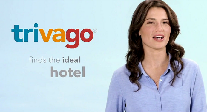 Trivago Girl Model Gabrielle Miller Features In A Bunch Of New Advertisements Worldwide