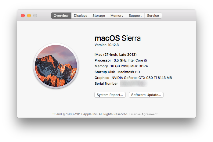 Installing macos siera 10123 hackintosh on desktop pc this is my first time installing macos sierra on desktop pc hackintosh i encountered may problems while i was trying to install mac os sierra ccuart Images