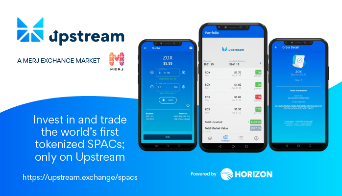 The first regulated exchange for tokenized SPACs