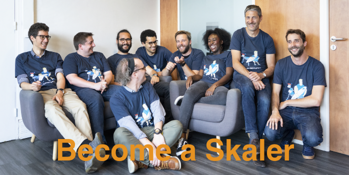 Become a Skaler
