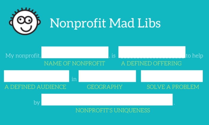 create the perfect fundraising pitch with this easy template