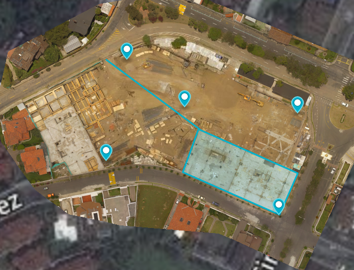 What Are Ground Control Points GCPs And How Do I Use Them - Aerial mapping software