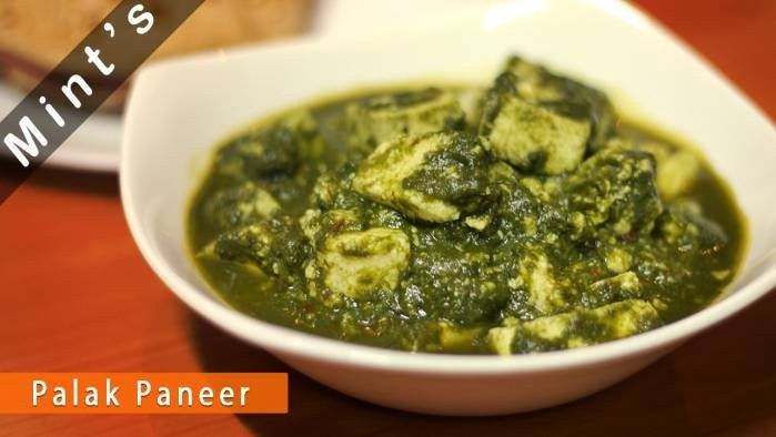 Easy paneer recipes how to make palak paneer mints recipes medium here i m sharing full video of that recipe in hindi which can be easy learning how to make palak paneer forumfinder Choice Image