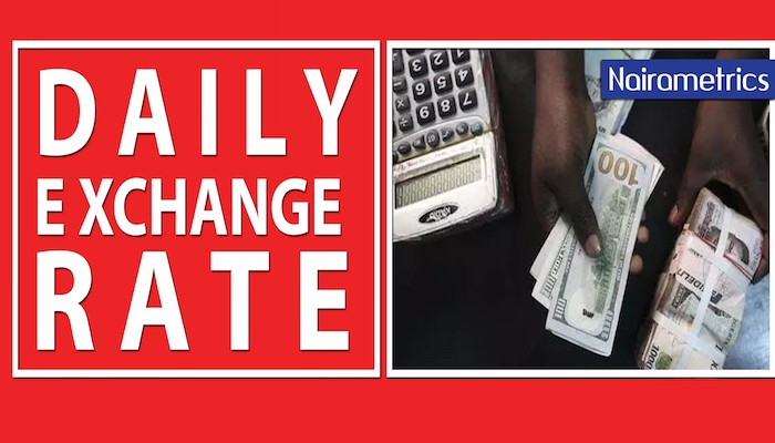 Nigeria S Parallel Market Exchange Rate Is A Daily Compilation Of The Price Naira Against Three Major Currencies In World