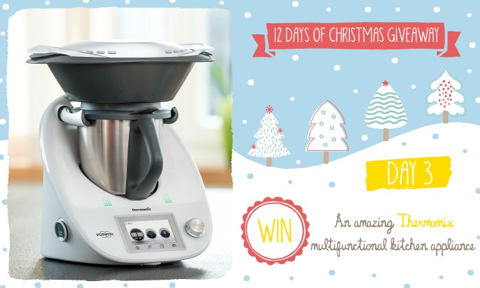 12 Days of Christmas, Day 3: Win a Thermomix, the Ultimate Kitchen ...