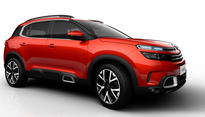 Citroen C5 Aircross 2018 Image Cars Medium