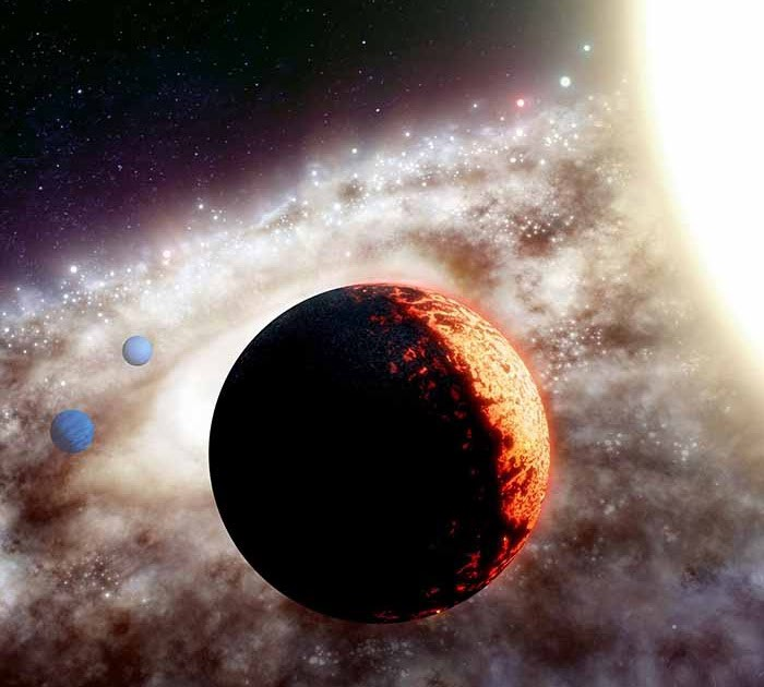 A new super-Earth and a Neptune sized exoplanet discovered