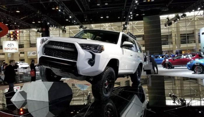 2021 4runner Come Out With New Technology
