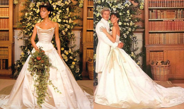 Get married in vera wang wedding gowns niki sin medium from socialites to super stars most of them prefer vera wang wedding gowns let us take an overlook for how many stars worn vera wang on their big day junglespirit Image collections