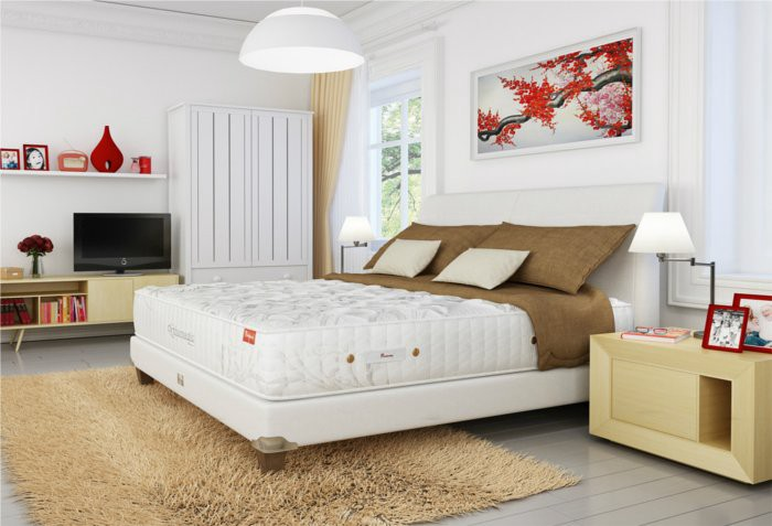 Brief Information About Different Types Of Mattresses - Different types of mattresses