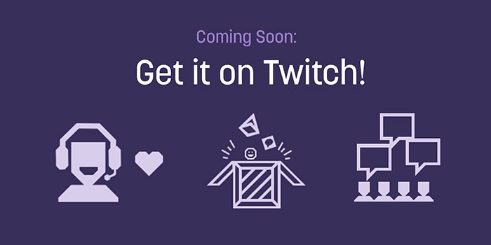 Coming soon get it on twitch twitch blog coming soon get it on twitch stopboris Choice Image